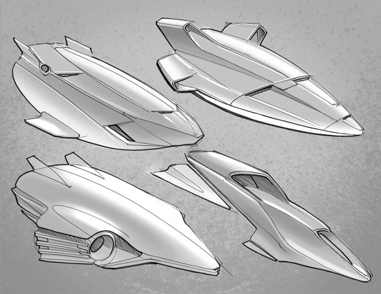 space-ship-concept-sketch-art-collection
