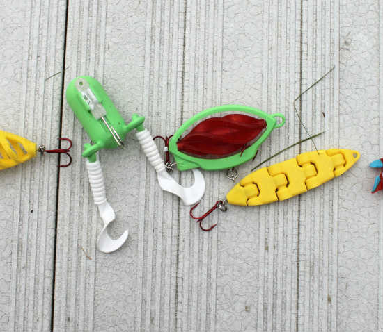 Jacob stanton industrial designer for 3d printed fishing lures