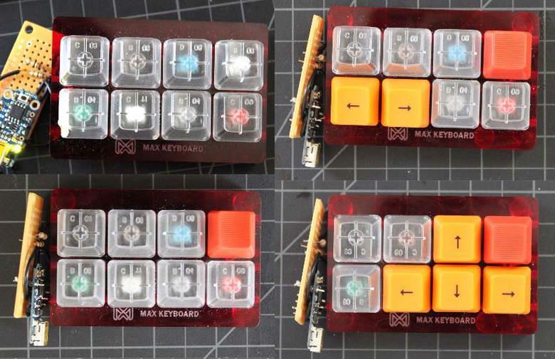 Mini usb keyboard with a microcontroller jacob stanton