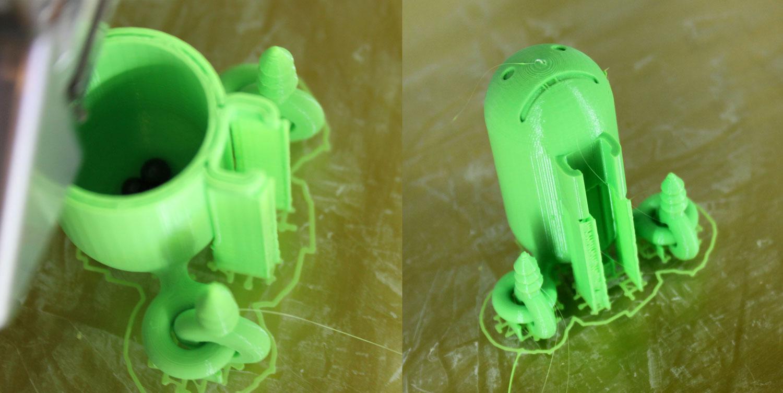 Testing 3D Printed Fishing Lures - Jacob Stanton